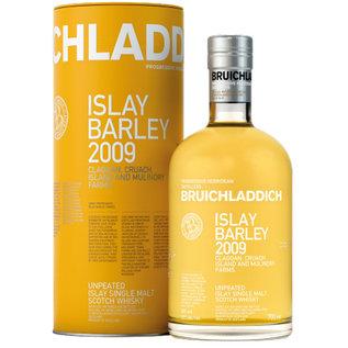 Bruichladdich Bruichladdich Islay Barley 2009
