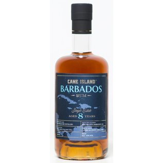 Cane Island Cane Island Barbados 8yo Single Estate Rum