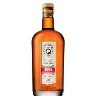 Don Q Don Q Single Barrel 2005