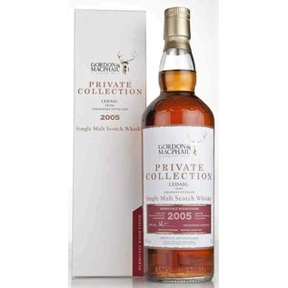 Gordon & MacPhail Ledaig 2005 Hermitage Wood Finish G&M Private Collection
