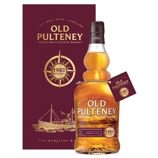 Old Pulteney Old Pulteney 1983 Vintage (33 years old)