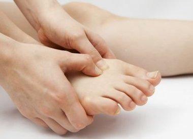 Moeilijke voeten
