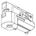 Nordic Aluminium GA 100 multi-adapter 10a 100n