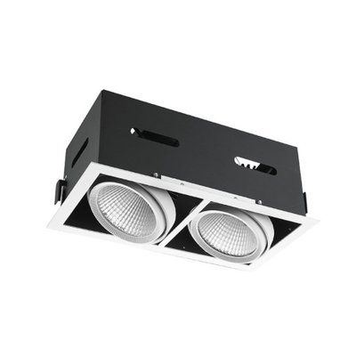 Light4U LED cardanische inbouwspot | Philips lichtbron | The Cardanic two
