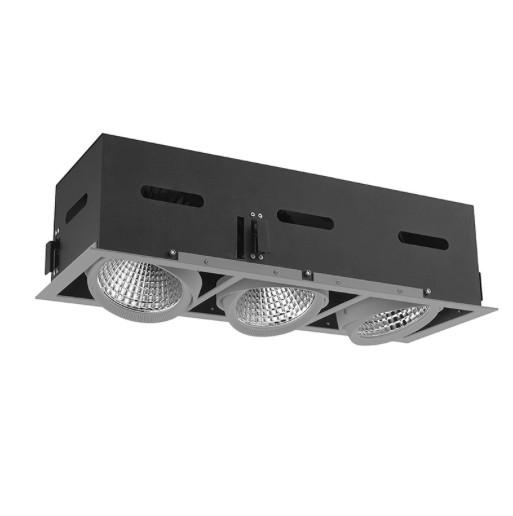 Light4U LED cardanische inbouwspot | Philips Inside | The Cardanic three