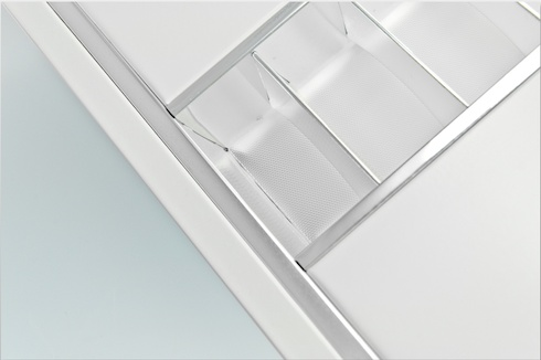 MacBright LED999-MAT-DP 6060 4LS 4400lm 840 ND GST18/3 LS