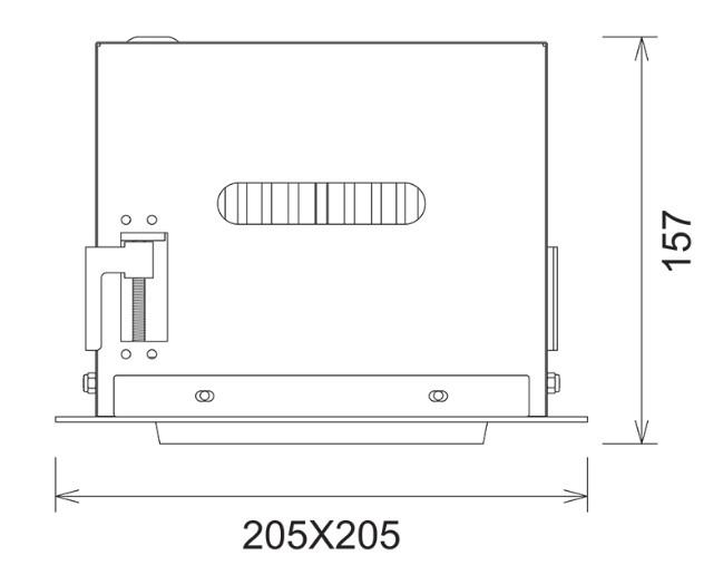 Light4U LED cardanische inbouwspot | Philips Food Warm White | The Cardanic one