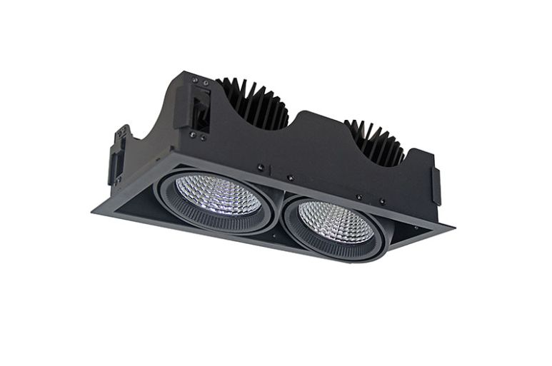Light4U LED cardanische inbouwspot | Philips Inside | The Cardan two