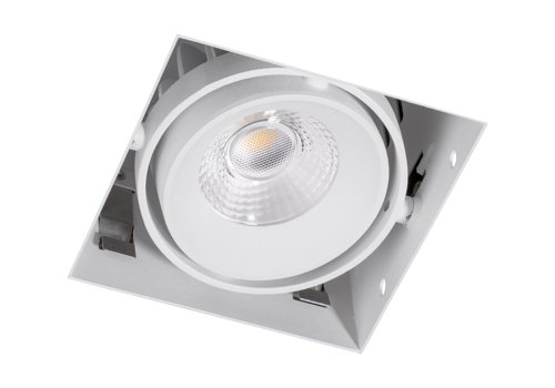 Berla  LED trimless inbouwspot | 500Lm | 2700K | 7W | CRI90 | Wit | incl. dimbare driver
