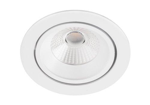Berla LED cardanische inbouwspot | 650Lm | 2700K | 10W | CRI90 | incl. dimbare driver