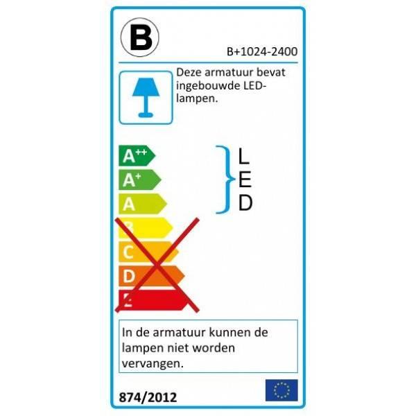 Berla LED strip | 24V | 2400K | 9,6W | 120 LED/m | IP20