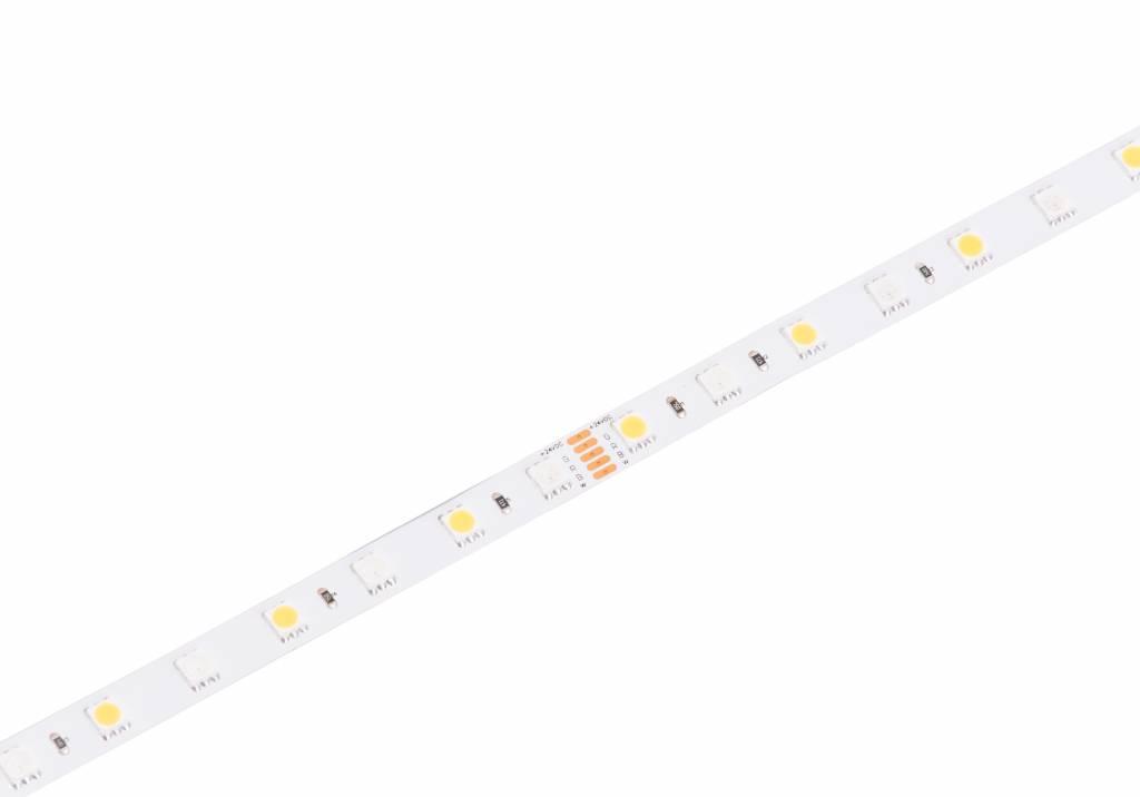 Berla LED strip   24V   RGBW-2700K   14,4W   60 LED/m   IP20