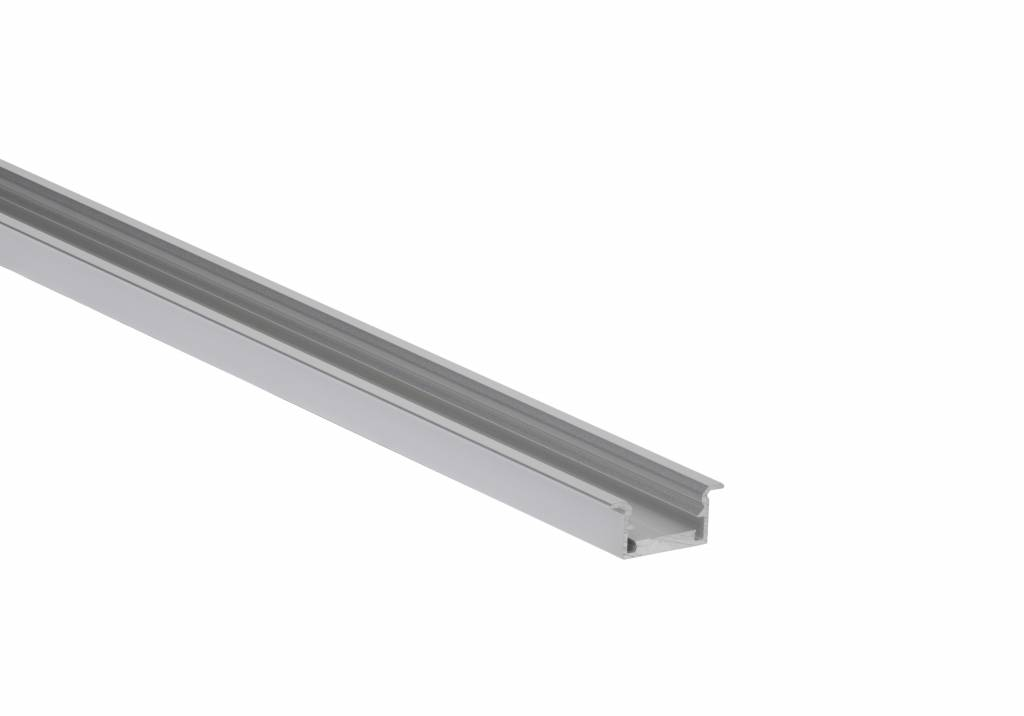 Berla Aluminium LED strip U-profiel | Inbouw | 24 x 10,5mm