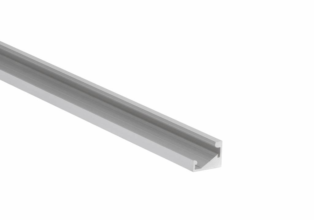 Berla  Aluminium LED strip Hoekprofiel | 20 x 15,8mm