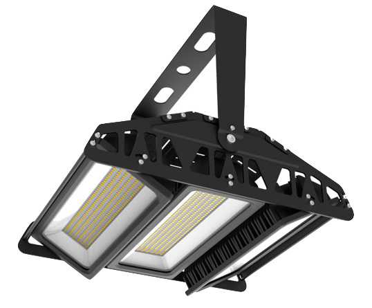 Doublelux LED breedstraler | 300W | 39.000-42.000Lm | 120° | IP65 | VarioLED Q17