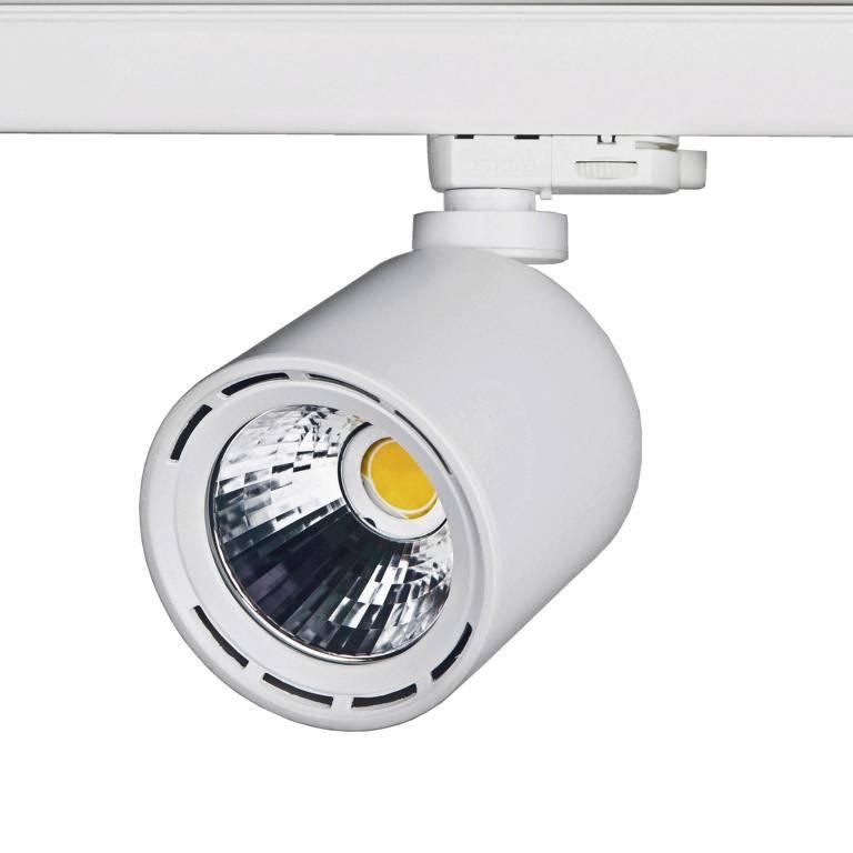 Lival LED 3-fase railspot | Citizen Inside | 1200lm | Lival Casa AC