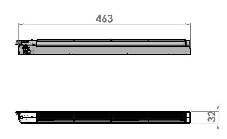 Lival LED 3-fase railspot | Citizen Inside | 1770lm | Lival Respect Single