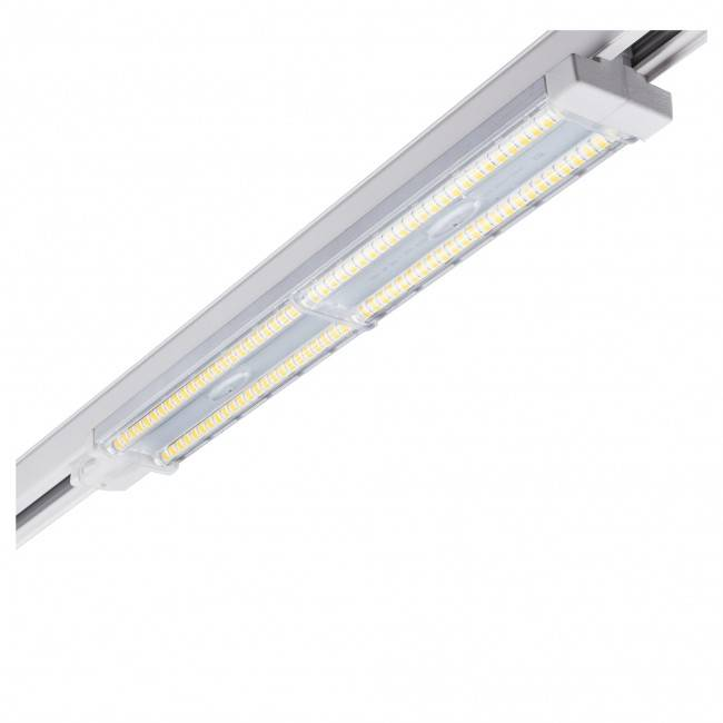 Lival LED 3-fase railspot | Citizen Inside | 3540lm | 23W | Lival Respect Double