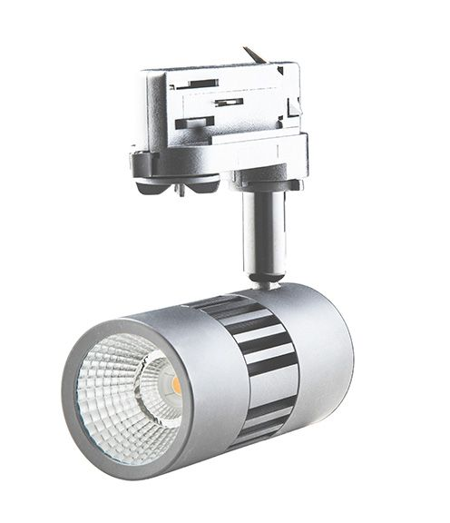 Interlight LED ColourPunch spot zwart 30W 36gr Reflector 3.000K CRI>90