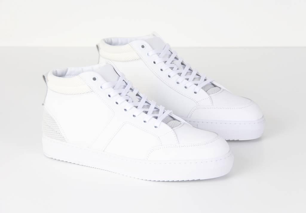 Midtop White