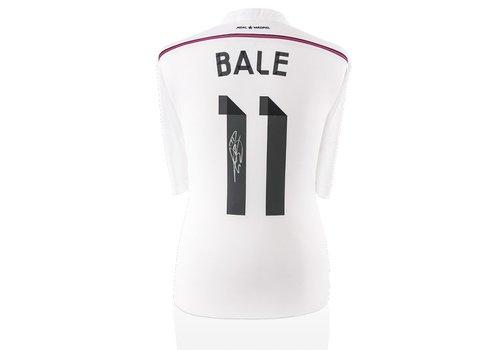 Gareth Bale Gesigneerd Real Madrid 2014/15 Shirt