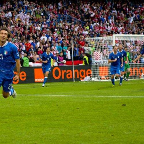 Andrea Pirlo: de perfect game