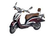 Onderdelen Retro scooter