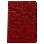 Avoc Ipad Air Masstige Nuovo Diary Avoc - Dark Red