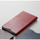 Avoc Sony Xperia Z1 Masstige Nuovo Diary Avoc - Dark Red