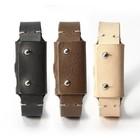 Zenus Sony Smart Watch R10 Tesoro Leather Band - Beige