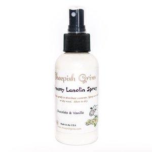 Sheepish Grins - Lanoline Spray