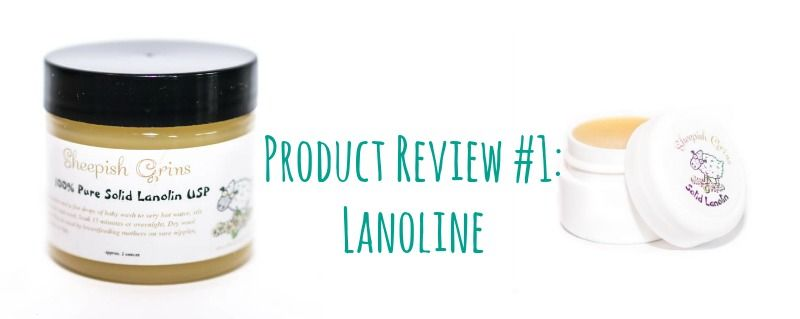 Product review #1: Lanoline