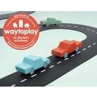 Waytoplay - 12-delige Autoweg