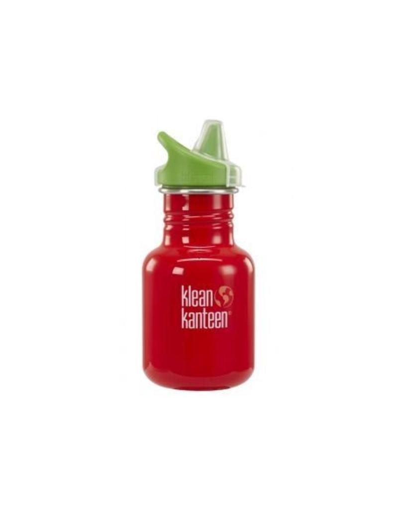 Klean Kanteen Sippy - Mineral Red