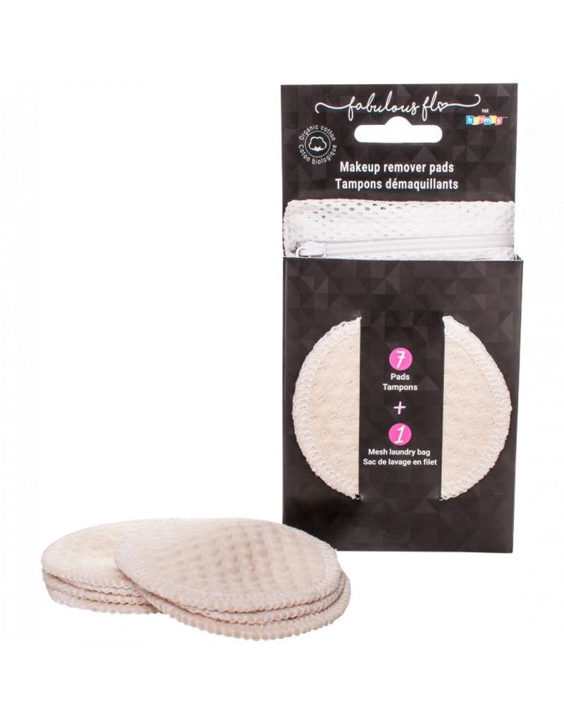 Bummis - Make-up remover pads