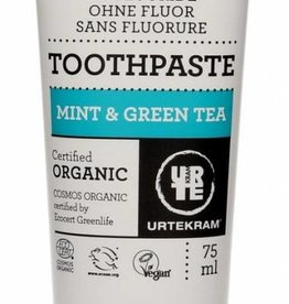 Urtekram Urtekram - Tandpasta Mint & Green Tea