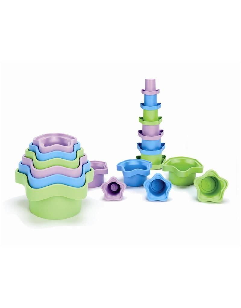 green toys Green Toys - Stapelsterren