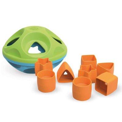 green toys Green Toys - Vormenstoof