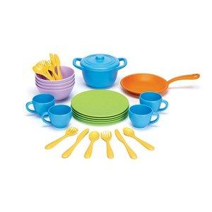Green Toys - Kook en Dinerset