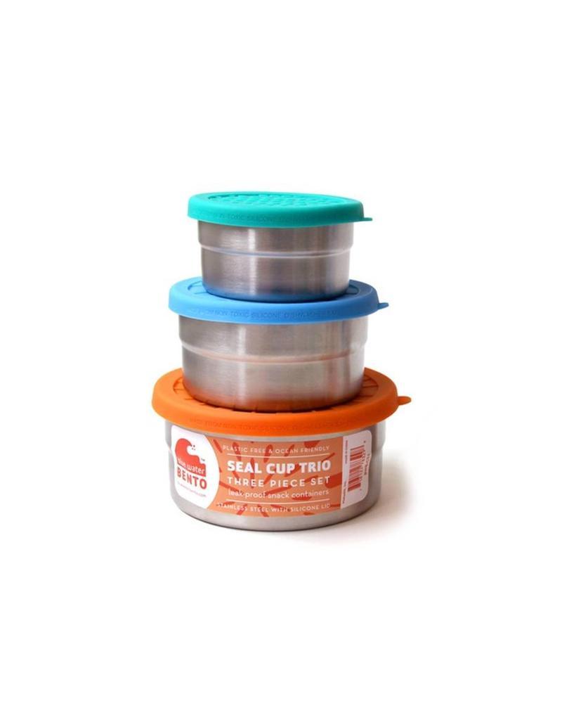 Blue Water Bento - Seal Cup Trio