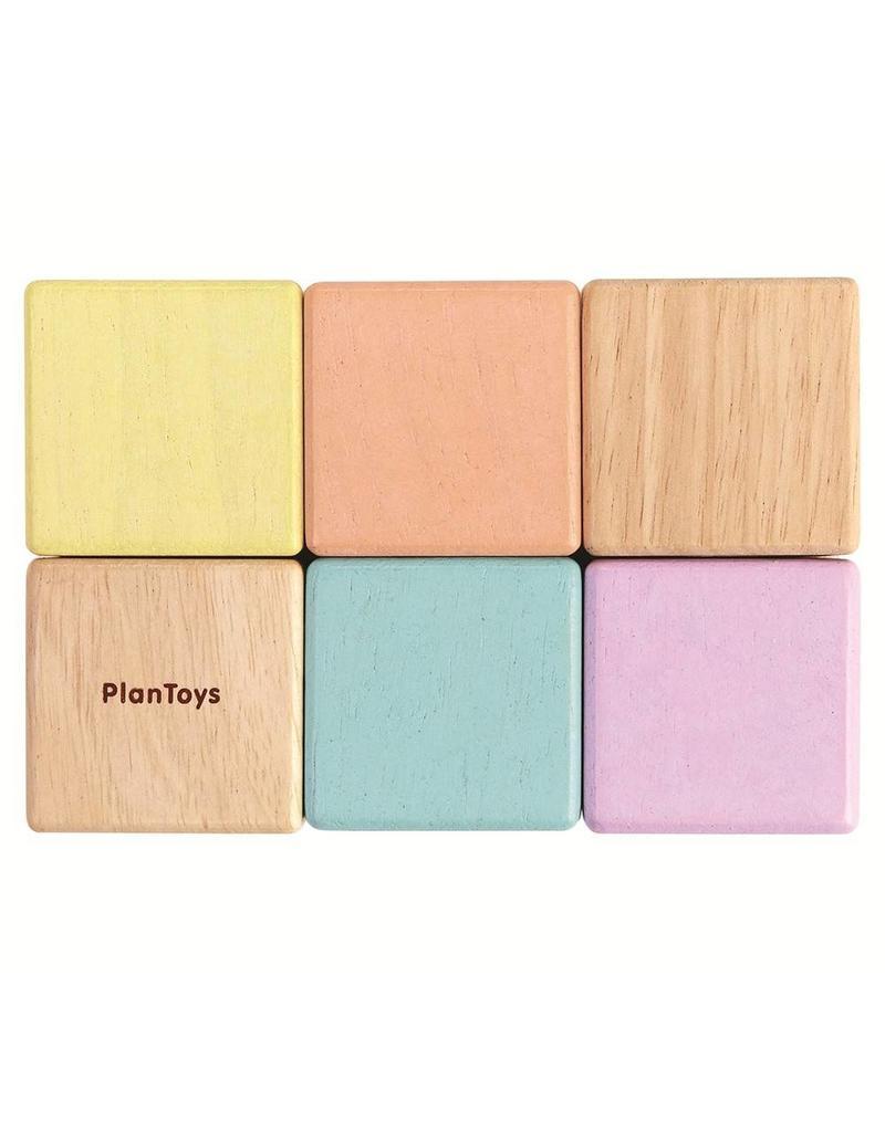 plantoys PlanToys - Sensory Blocks