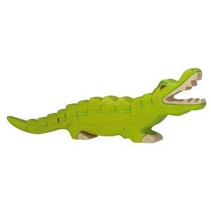 Holztiger - Krokodil