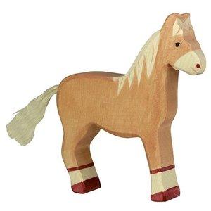Holztiger - Paard