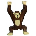 Holztiger - Chimpansee