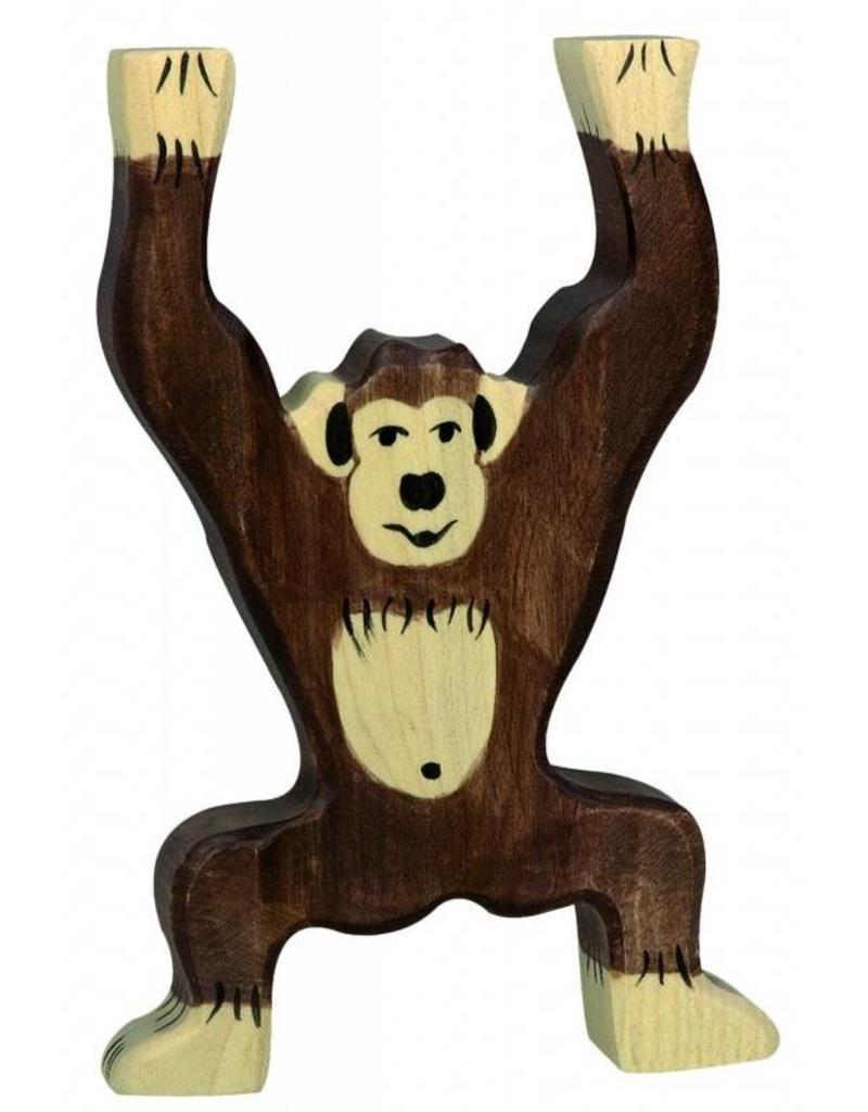 Holztiger Holztiger - Chimpansee