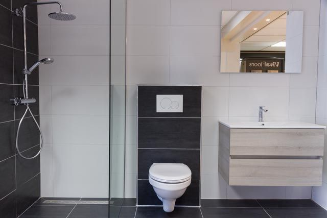 20170307 081928 tegels badkamer bestellen - Klein badkamer model ...