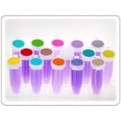 Gekleurde (Cryo) stippen en rechthoeken