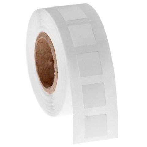 Cryo Thermal Transfer Barcode Labels 12mm x 12mm