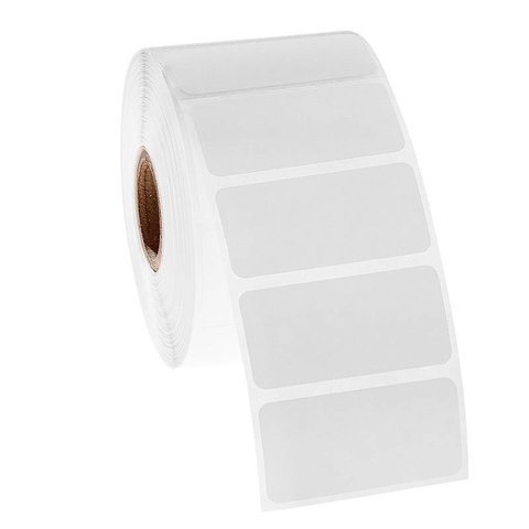 Autoclave labels for thermal transfer printers 50.8 x 25.4mm