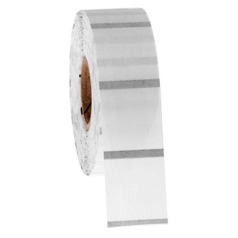 Étiquettes Cryogéniques Transparentes - 12,7x25,4mm
